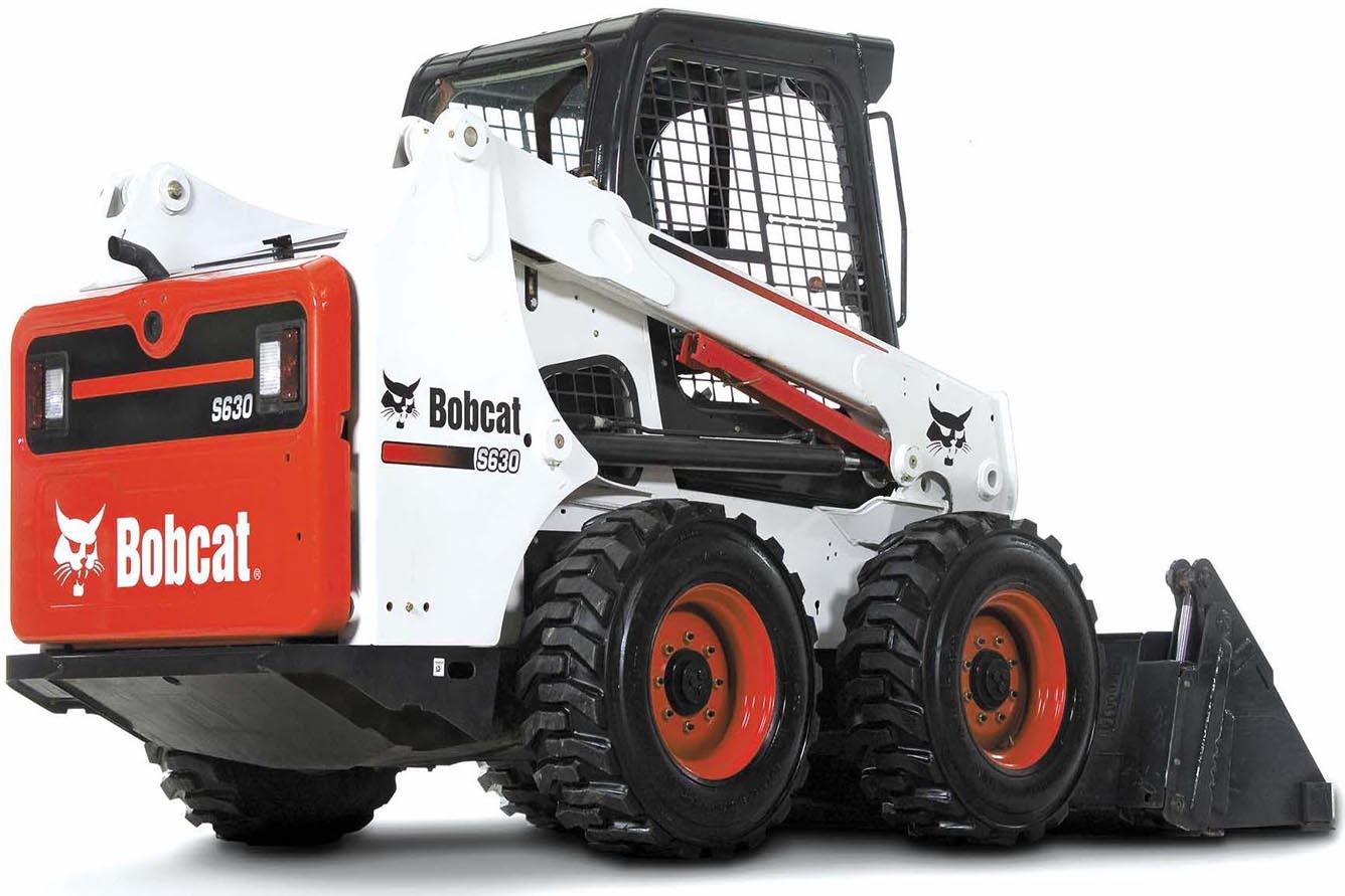 BOBCAT S630 H - techekspert